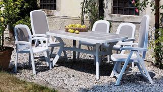 Sedie E Tavoli Plastica Economici.Tavoli Per Esterno Tavoli Per Esterno Da Giardino In Offerta