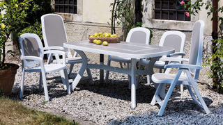 Tavoli E Sedie In Plastica Da Giardino.Tavoli Per Esterno Tavoli Per Esterno Da Giardino In Offerta