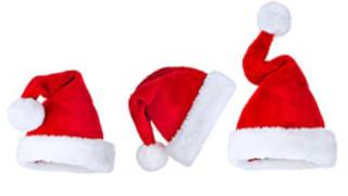Cappelli e Pupazzi di Natale