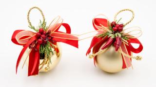 Palline e Fili decorativi di Natale