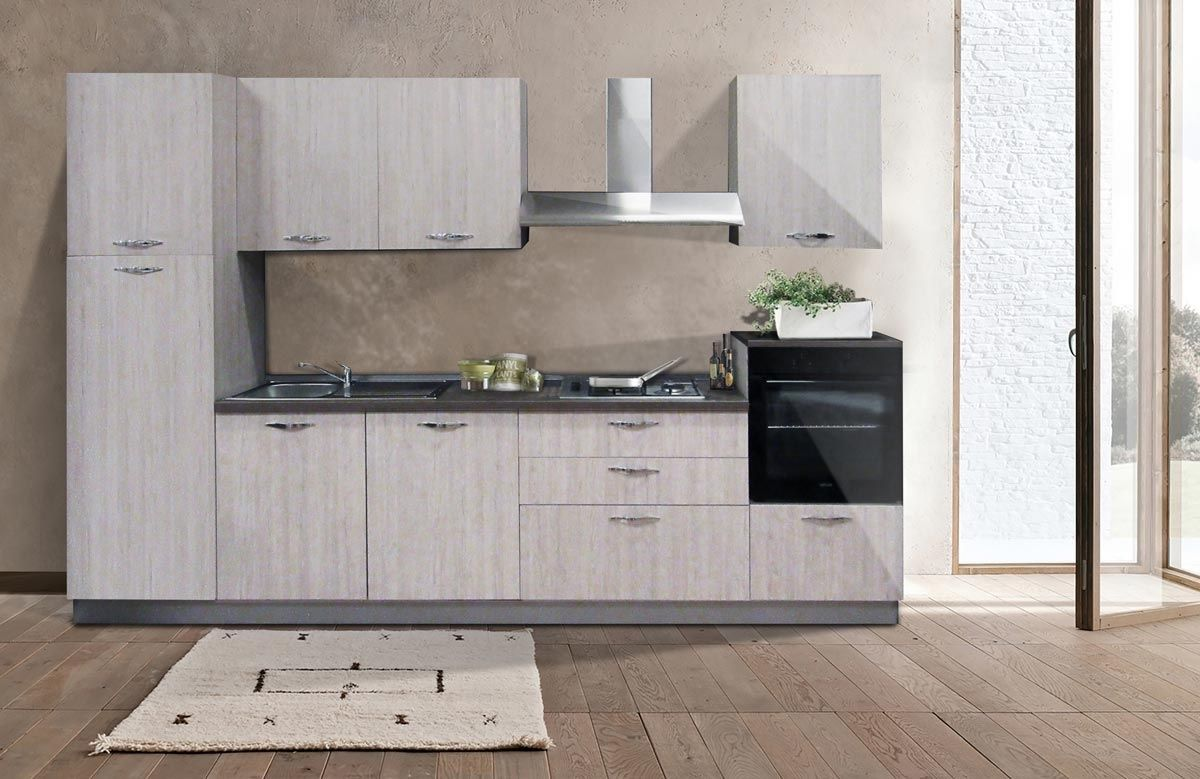 Emejing cucine prezzi bassi images ideas design 2017 for Cucine bloccate economiche
