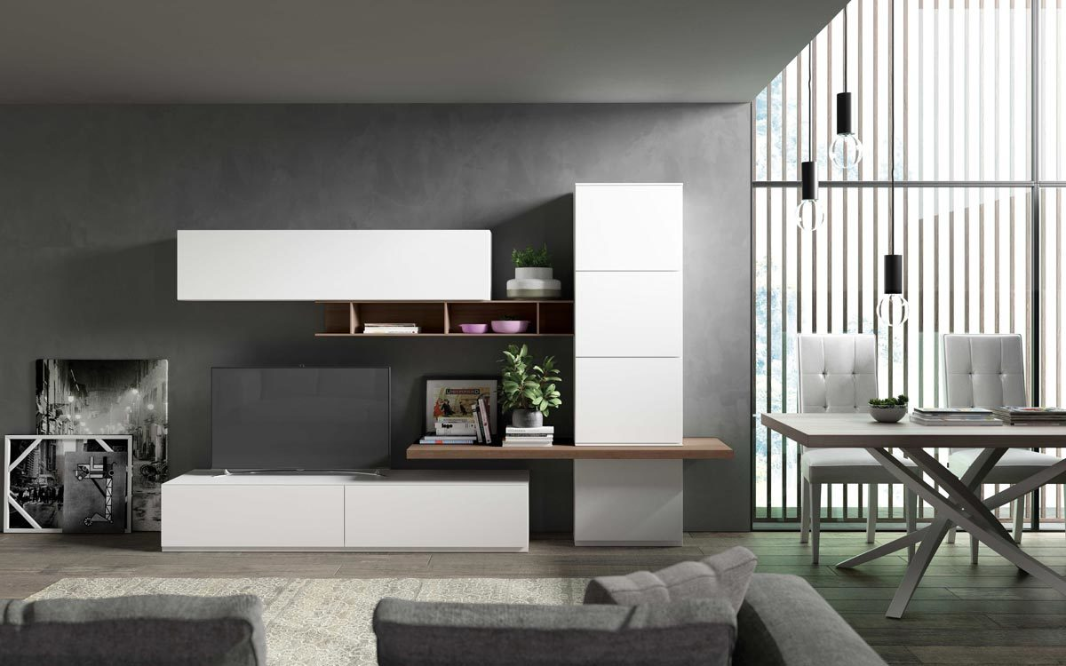 Mobili soggiorno bissolo casa for Bossi arredamenti saronno